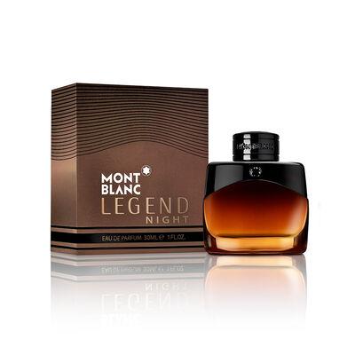 Perfume Montblanc Legend Night / 30 Ml / Edp /