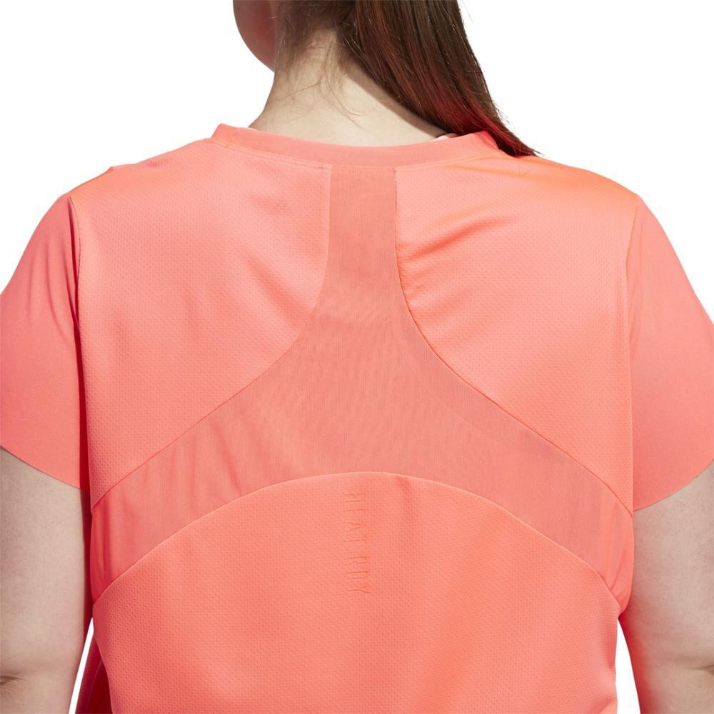 Polera Mujer Adidas Heat.rdy Training image number 6.0