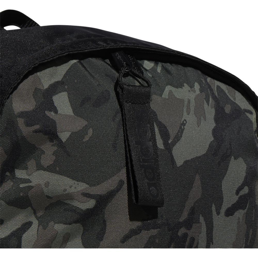 Mochila Unisex Adidas Classic Camo Backpack image number 5.0