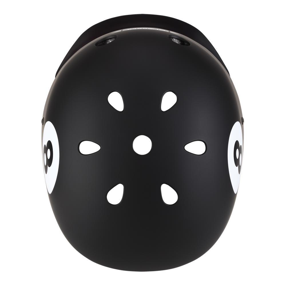Casco Globber Helmet Elite Lights Black Xs/S image number 4.0