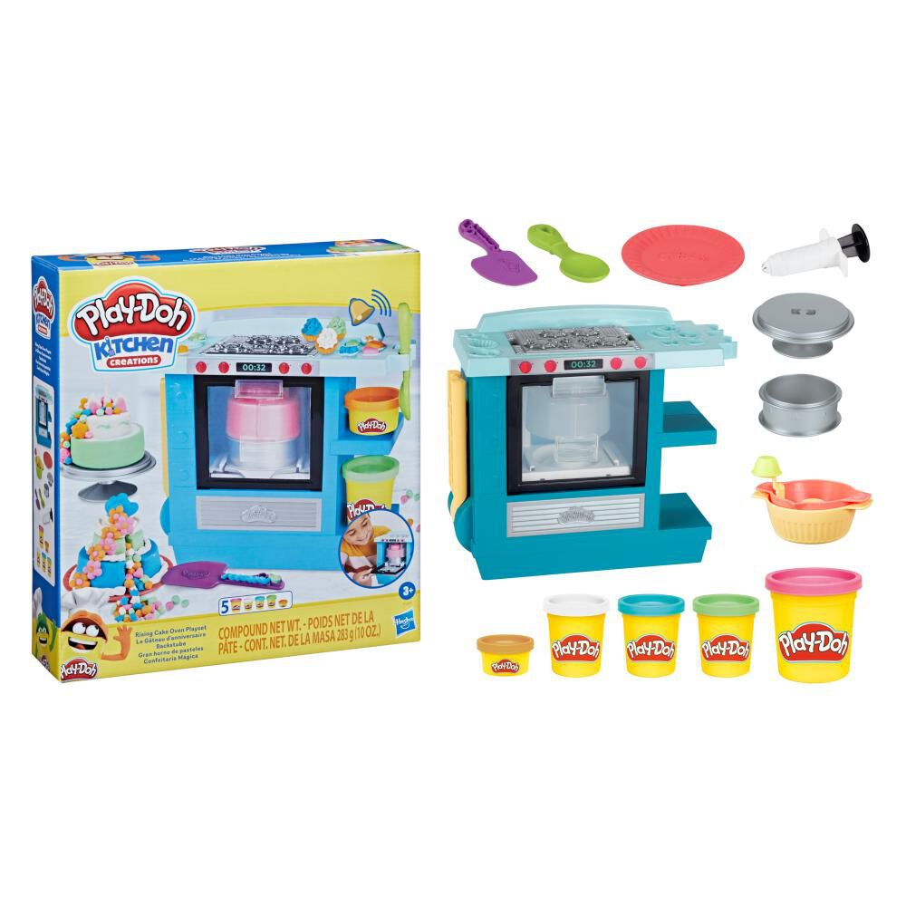 Plasticinas Play Doh Kitchen Creations image number 1.0