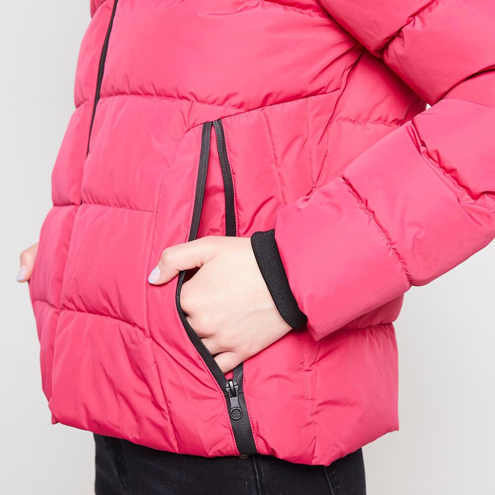 Parka Corta Mujer Freedom image number 4.0