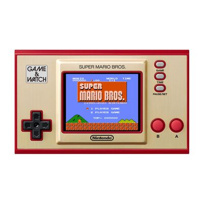 Mini Consola Game + Watch Super Mario Bros