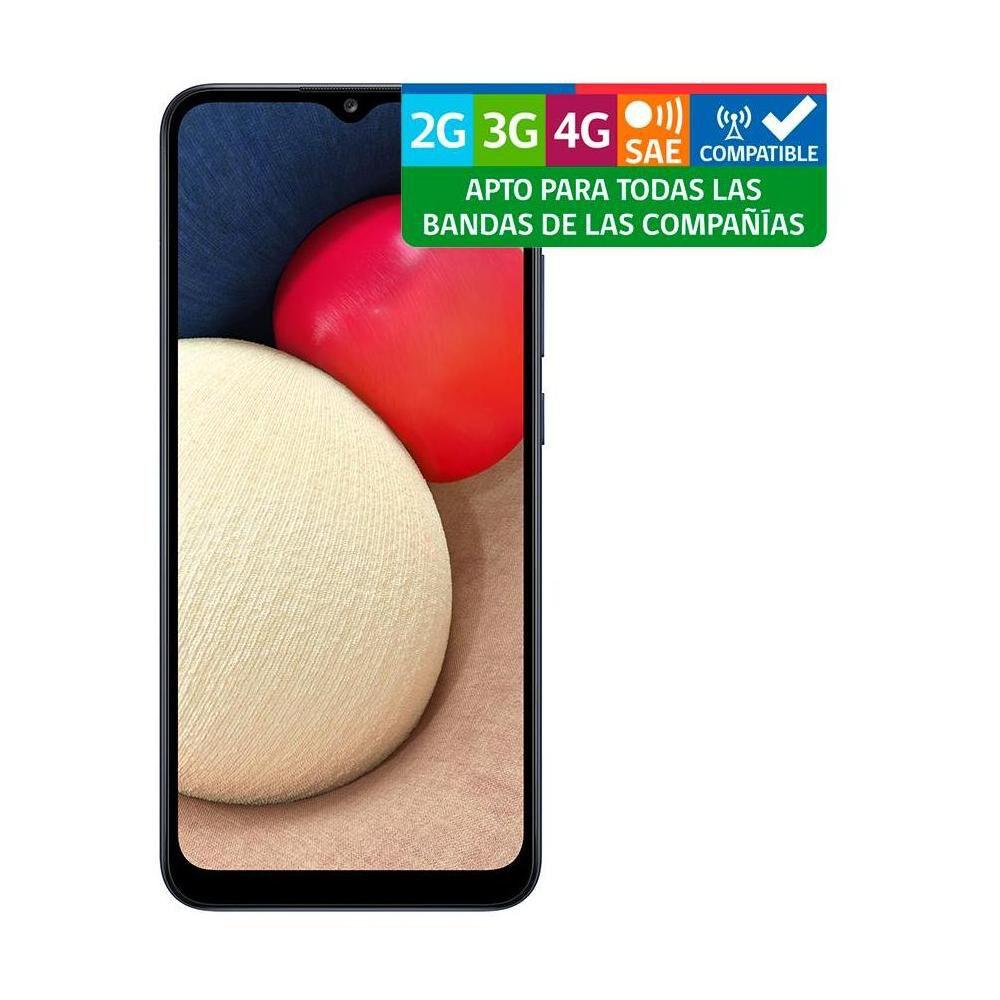 Smartphone Samsung A02S Azul / 32 Gb / Liberado image number 10.0
