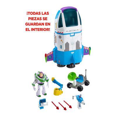 Figura De Accion Toy Story Nave Espacial De Buzz Lightyear