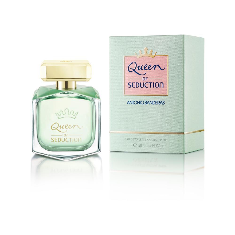 Perfume Queen Seduction Antonio Banderas / 50Ml / Edt image number 0.0