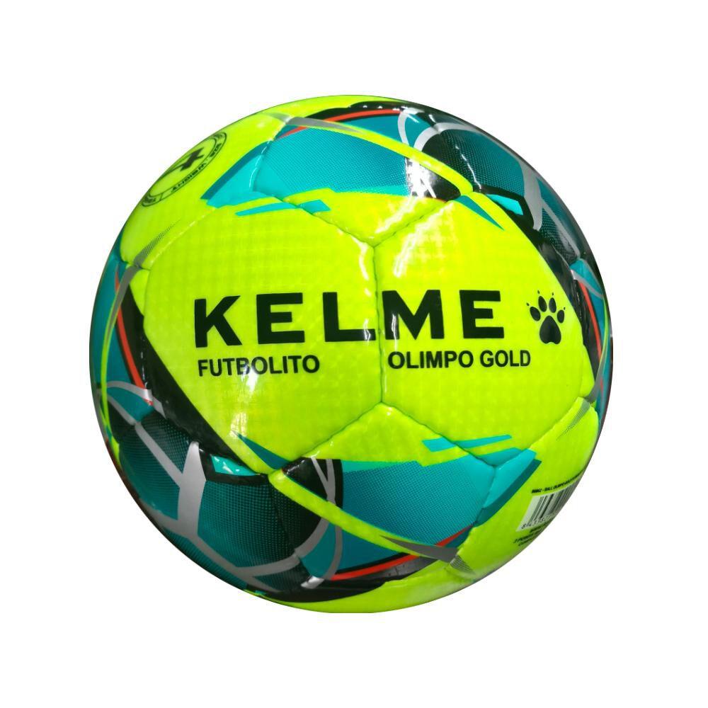 Balón de Futbolito Kelme Olimpo Gold N°4 image number 0.0