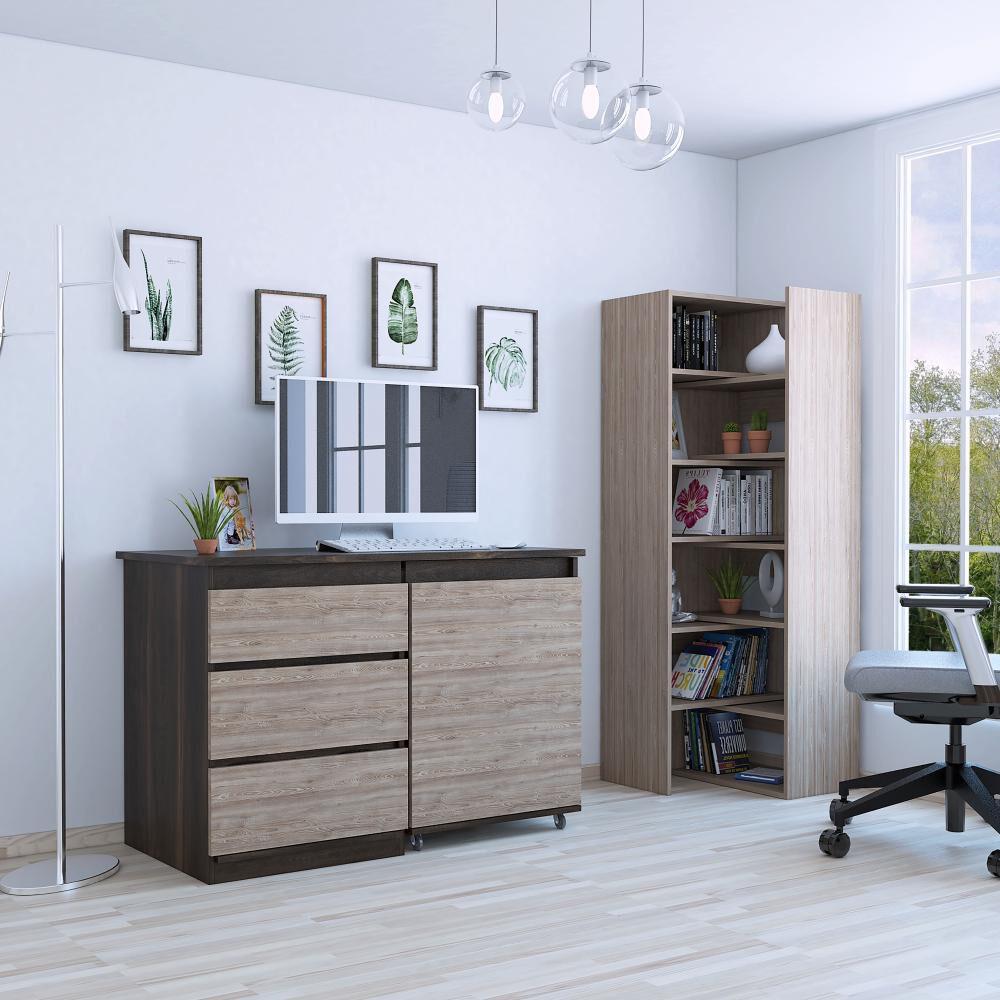 Combo Casaideal Office 10 / Biblioteca + Escritorio image number 2.0