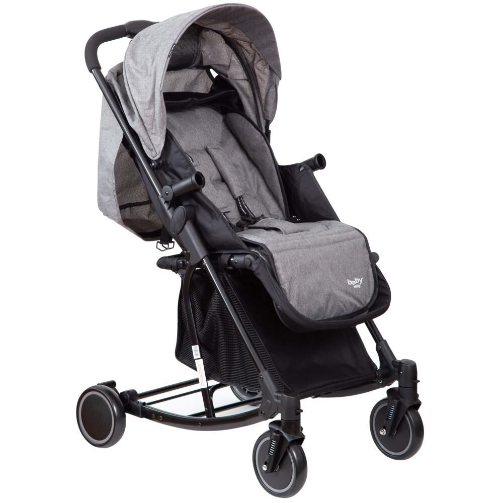 Coche De Paseo Baby Way Bw-209g21 image number 8.0