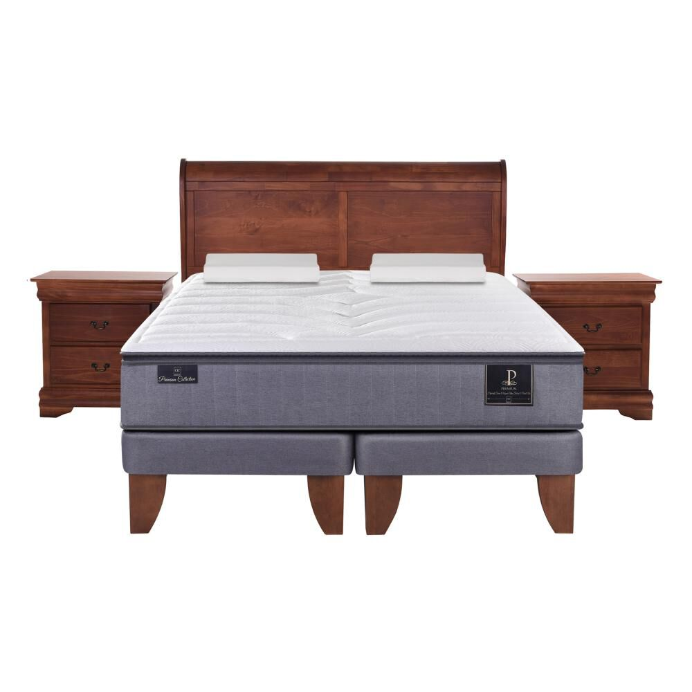 Cama Europea Cic Premium King image number 0.0