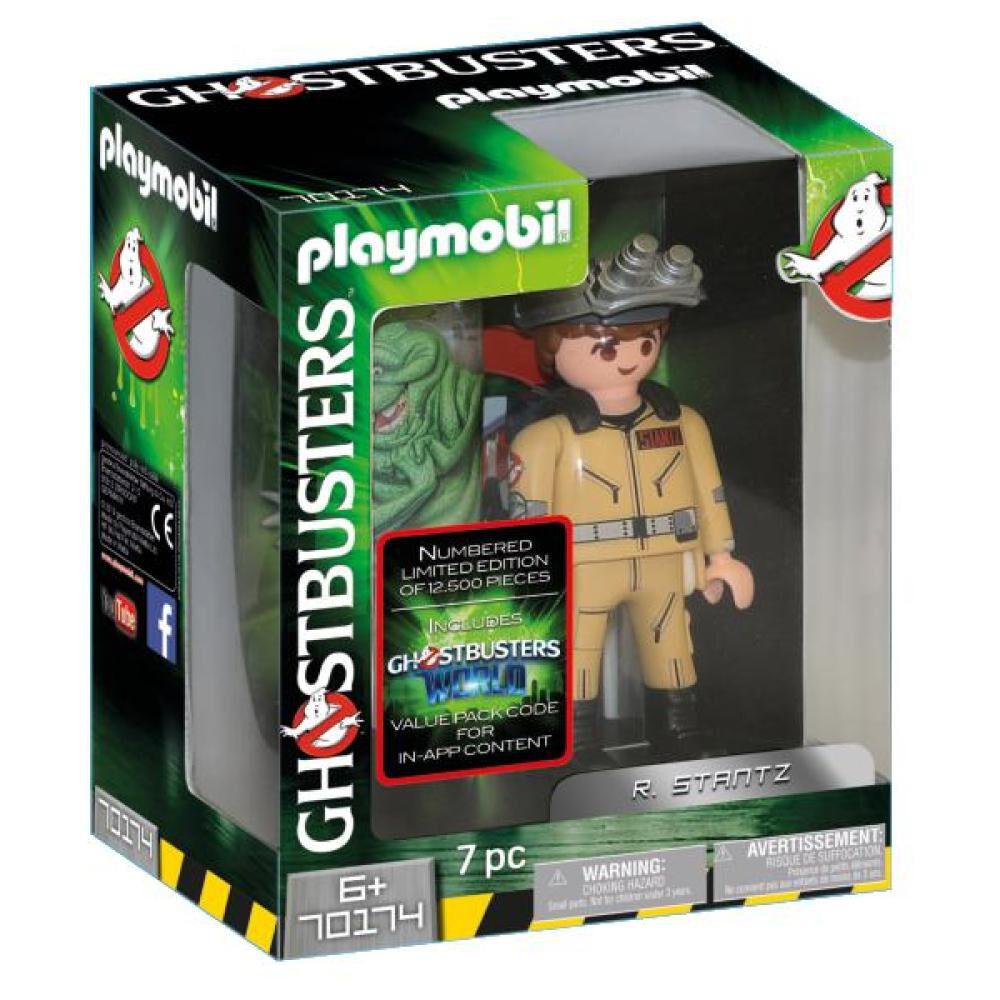 Figura De Película Playmobil Ghostbusters R. Stanz image number 0.0