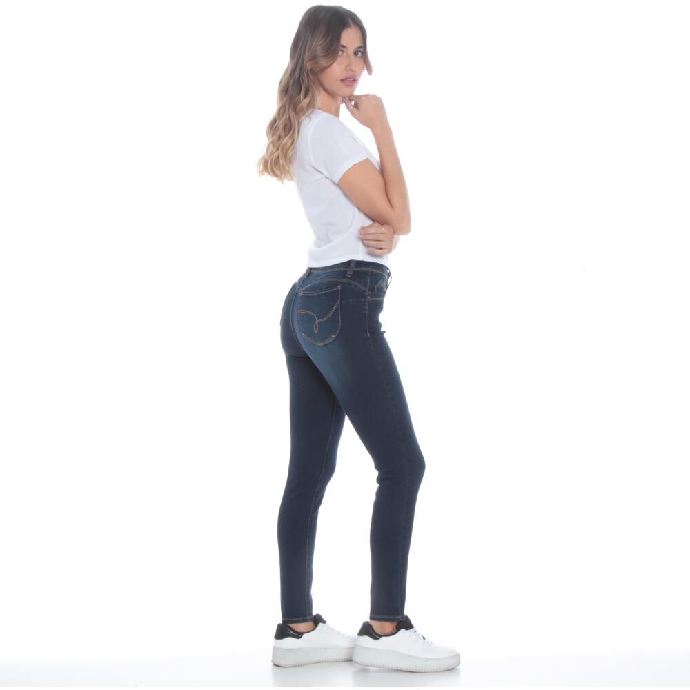 Jeans Mujer Wados image number 5.0