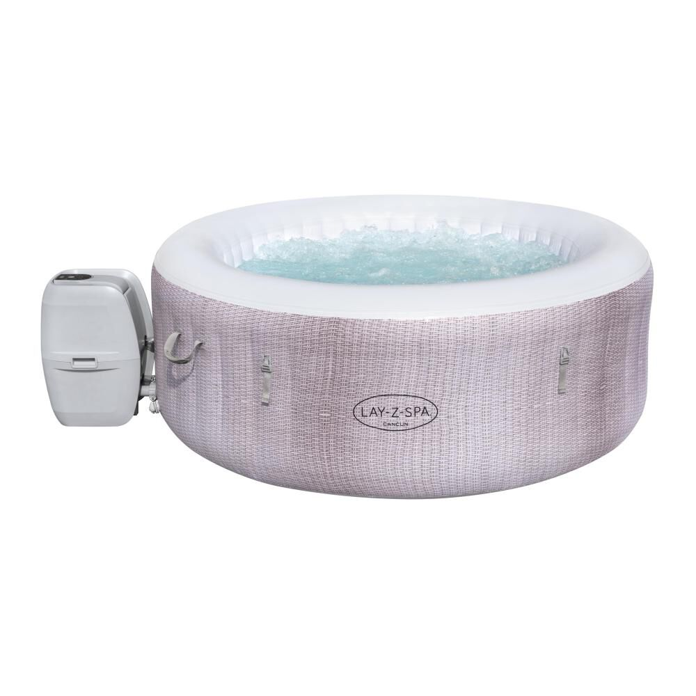 Spa Inflable Cancun Airjet Lay-z Bestway / 2-4 Personas image number 1.0
