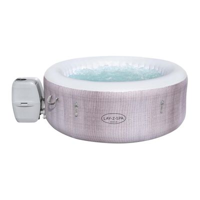 Spa Inflable Cancun Airjet Lay-z Bestway / 2-4 Personas
