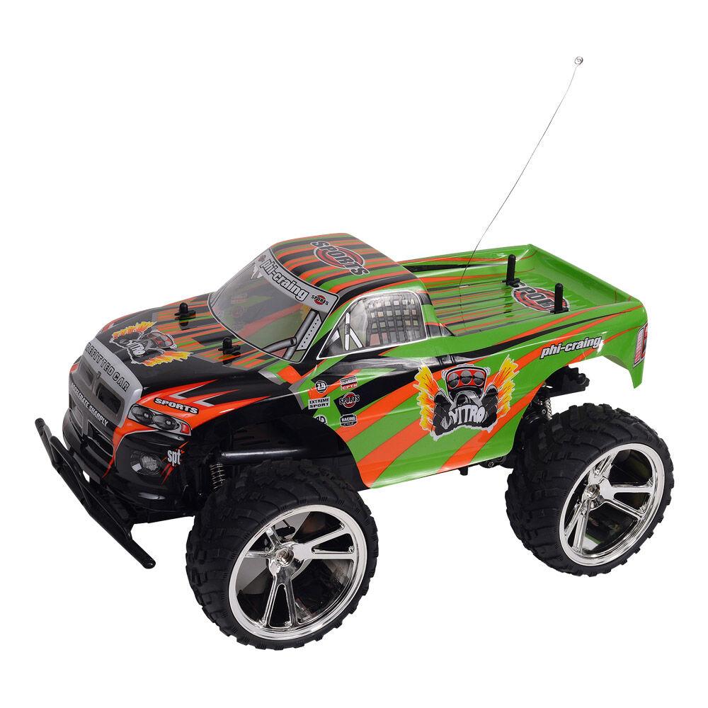 Camioneta Radio Controlada Jf043917 image number 0.0