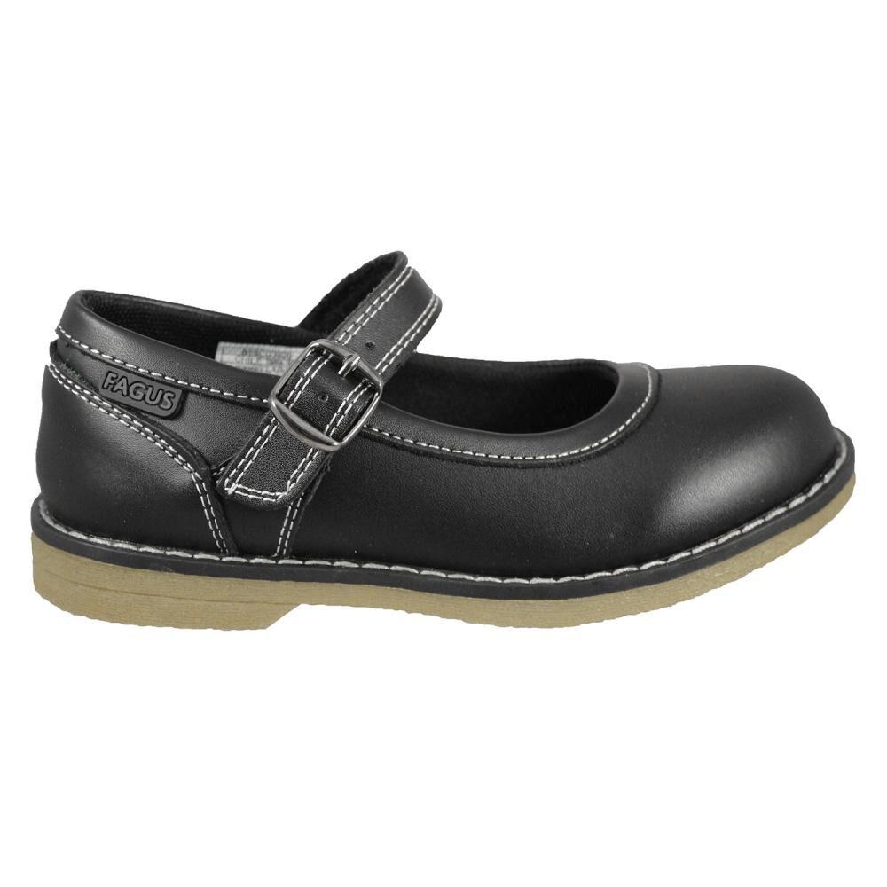 Zapato Mafalda Escolar Niña Fagus image number 1.0