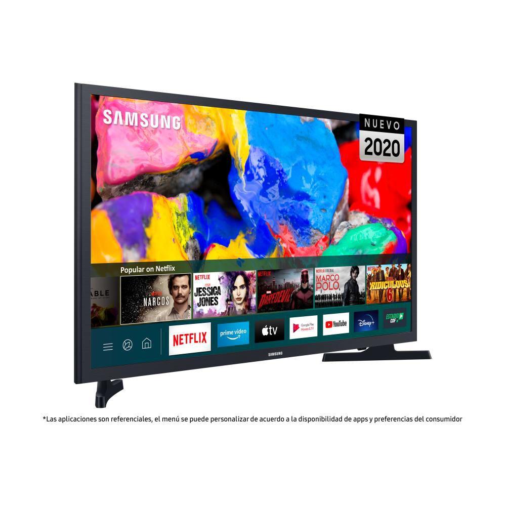 """Led Samsung T4300 / 32"""" / HD / Smart Tv 2020 image number 1.0"""