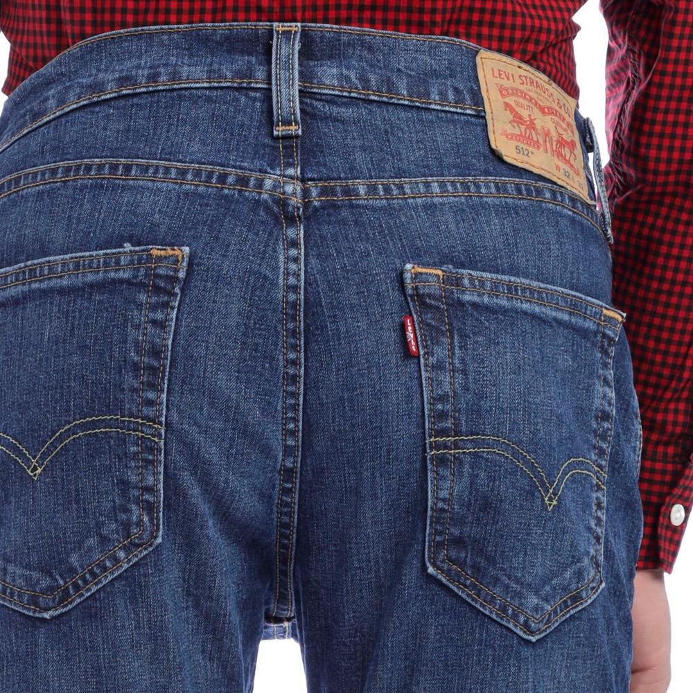Jeans Hombre Tapered Fit Levi´S 512 image number 2.0