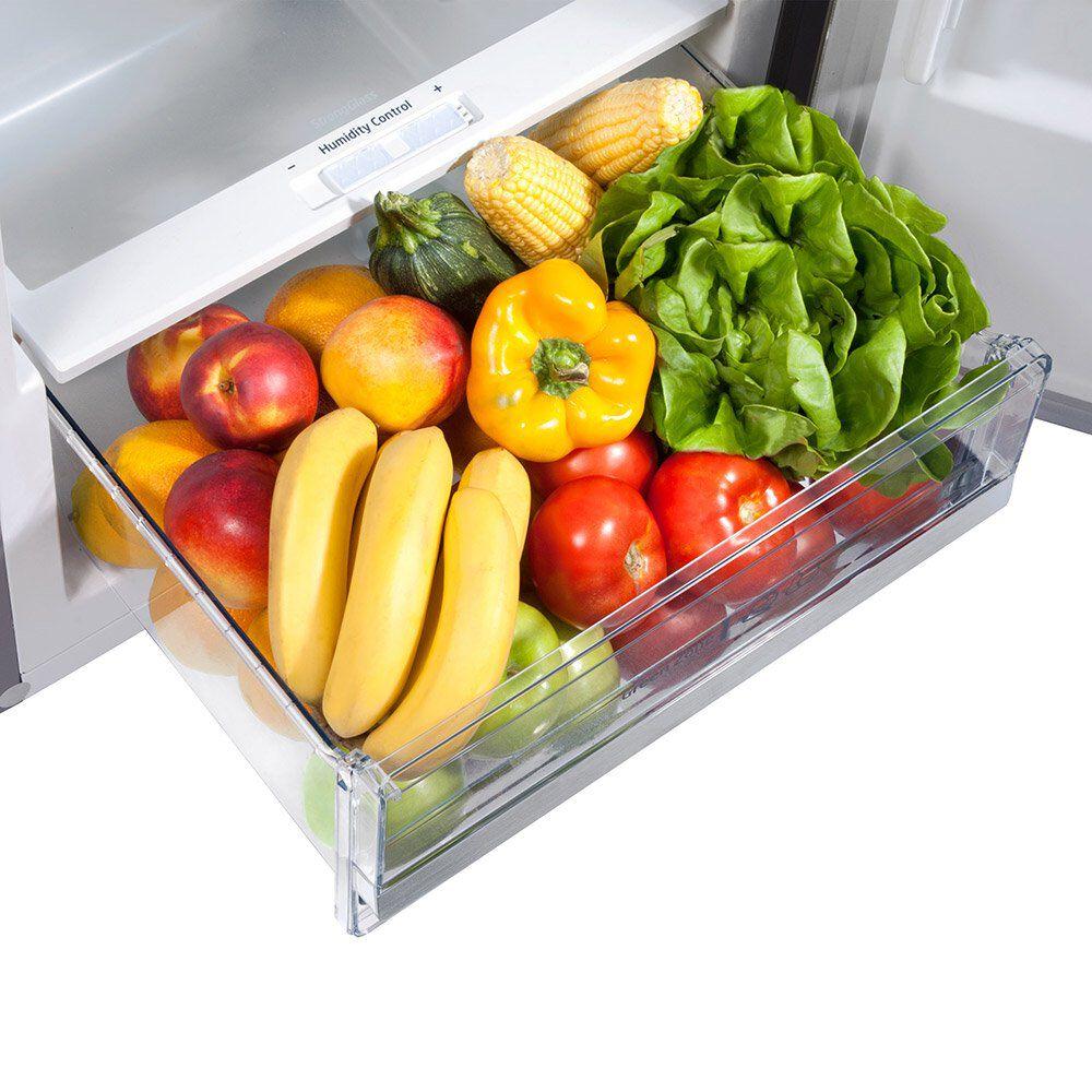 Refrigerador Midea MRFS 2700G333FW / No Frost / 252 Litros image number 4.0