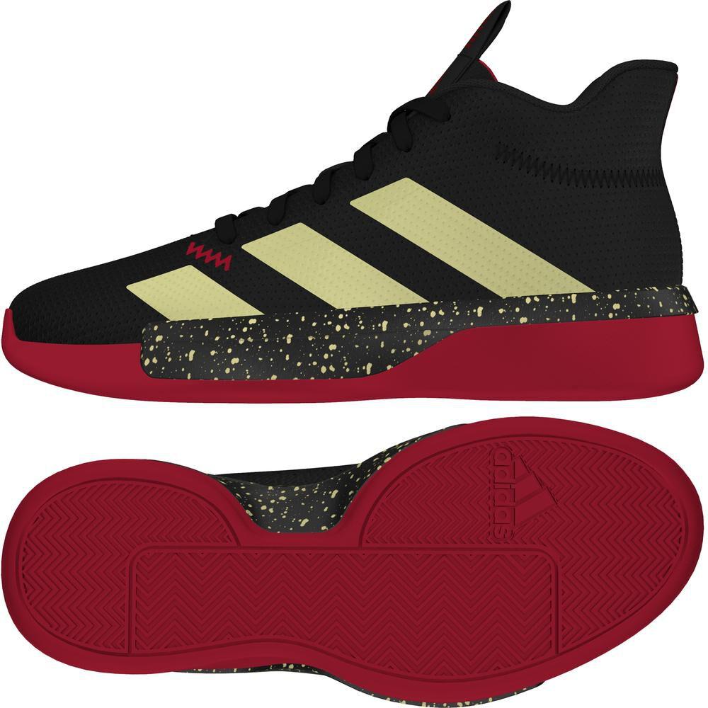 Zapatilla Basketball Hombre Adidas Pro Next 2019 image number 4.0