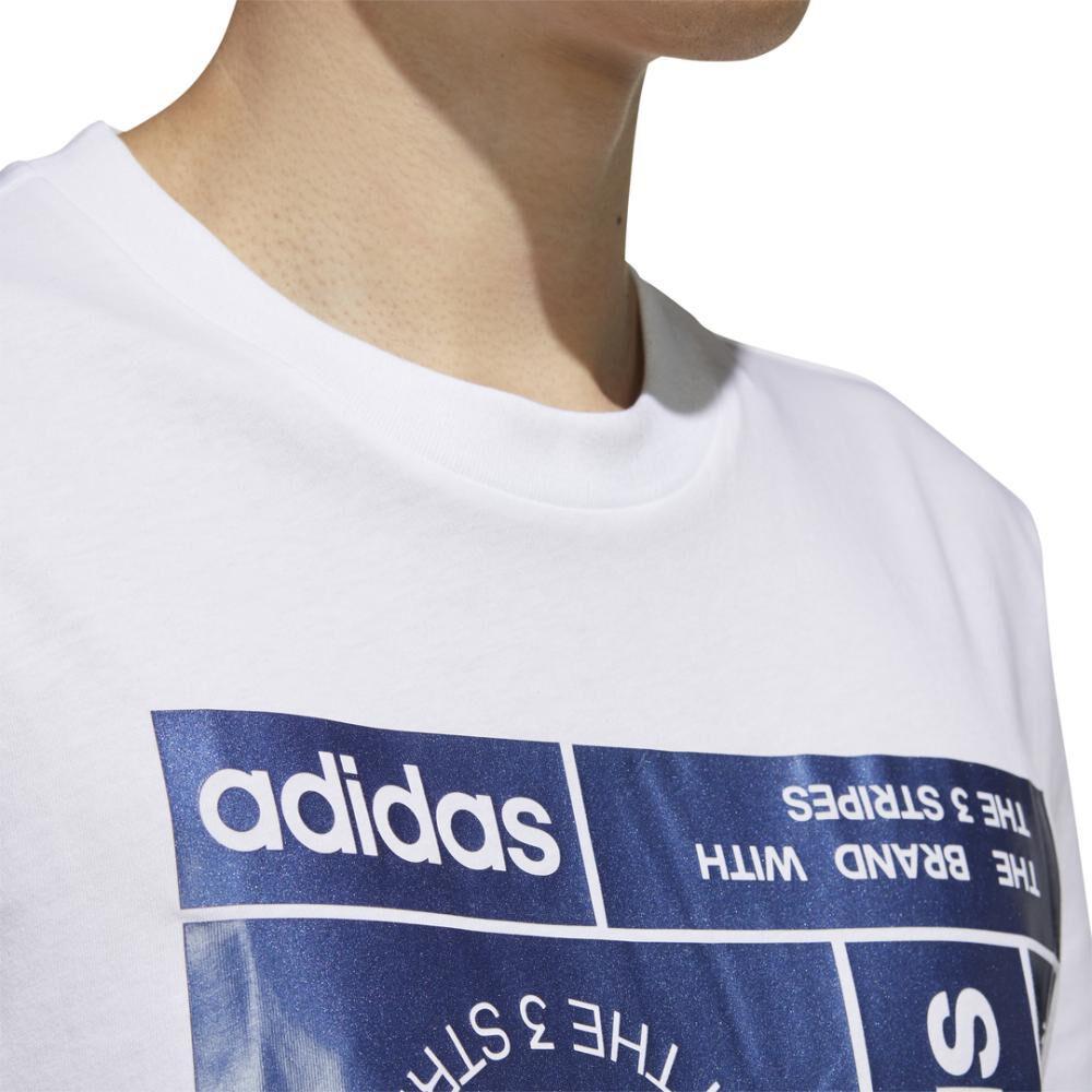 Camiseta Con Estampado Unisex Adidas Culture Pack image number 7.0