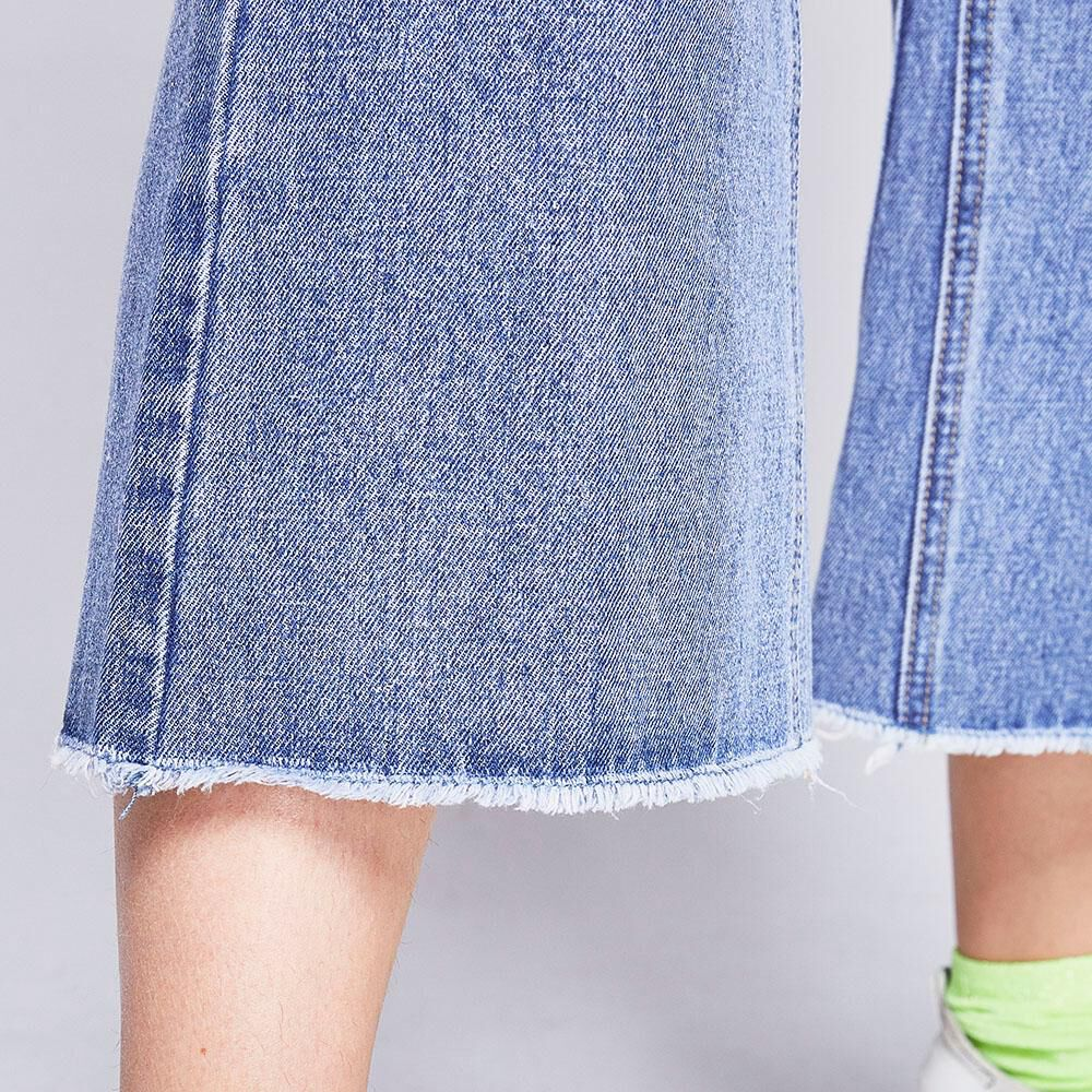 Jeans Mujer Culotte Freedom image number 3.0