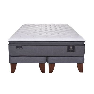 Cama Europea Cic Grand Premium / King / Base Dividida