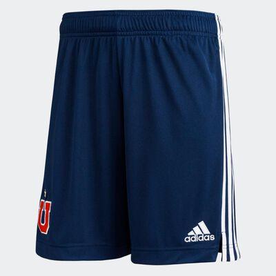 Short Deportivo Hombre Adidas Club Universidad De Chile 20/21 Local