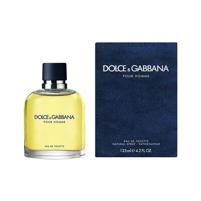 Perfume Dolce & Gabbana Pour Homme / 125 Ml