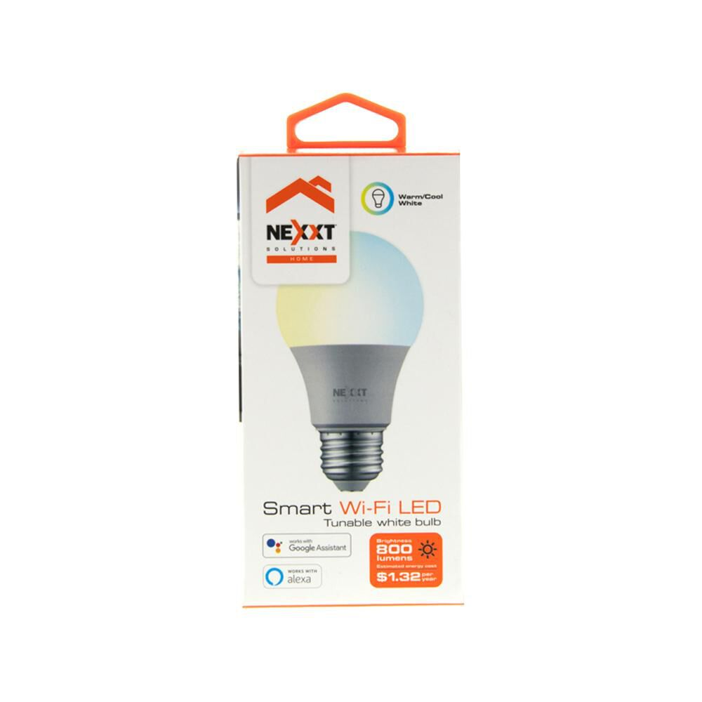 Bombilla Smart Nexxt Blanco Calido image number 5.0