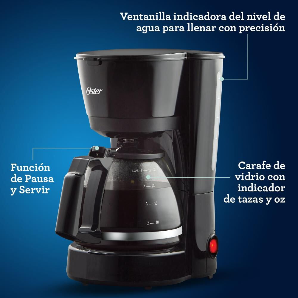 Cafetera Oster Bvstdc05-052 / 700 Ml image number 3.0