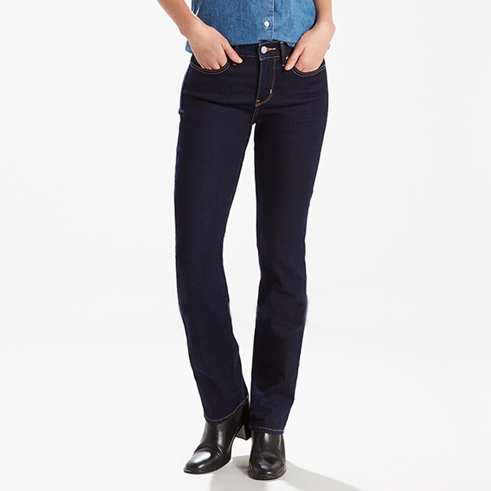 Jeans Mujer Straight Fit Levi's 314 image number 1.0