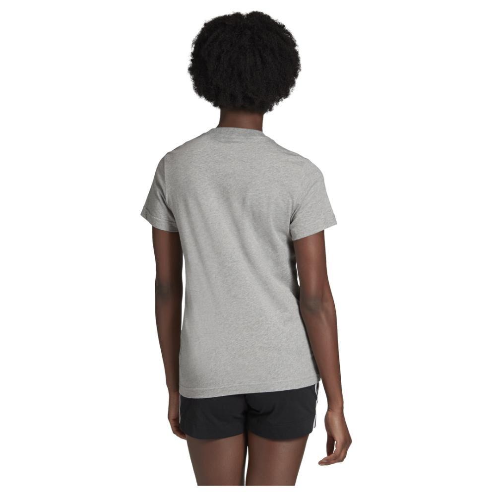 Polera Mujer Adidas Univvol Tee 2 W image number 3.0
