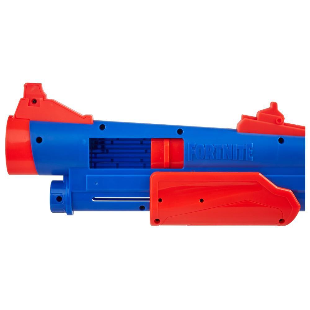Lanzador De Dardos Nerf Pump Sg image number 2.0
