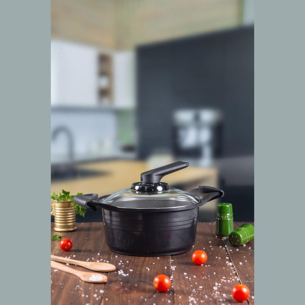 Set Batería De Cocina Roichen Natural / 5 Piezas Piezas image number 5.0