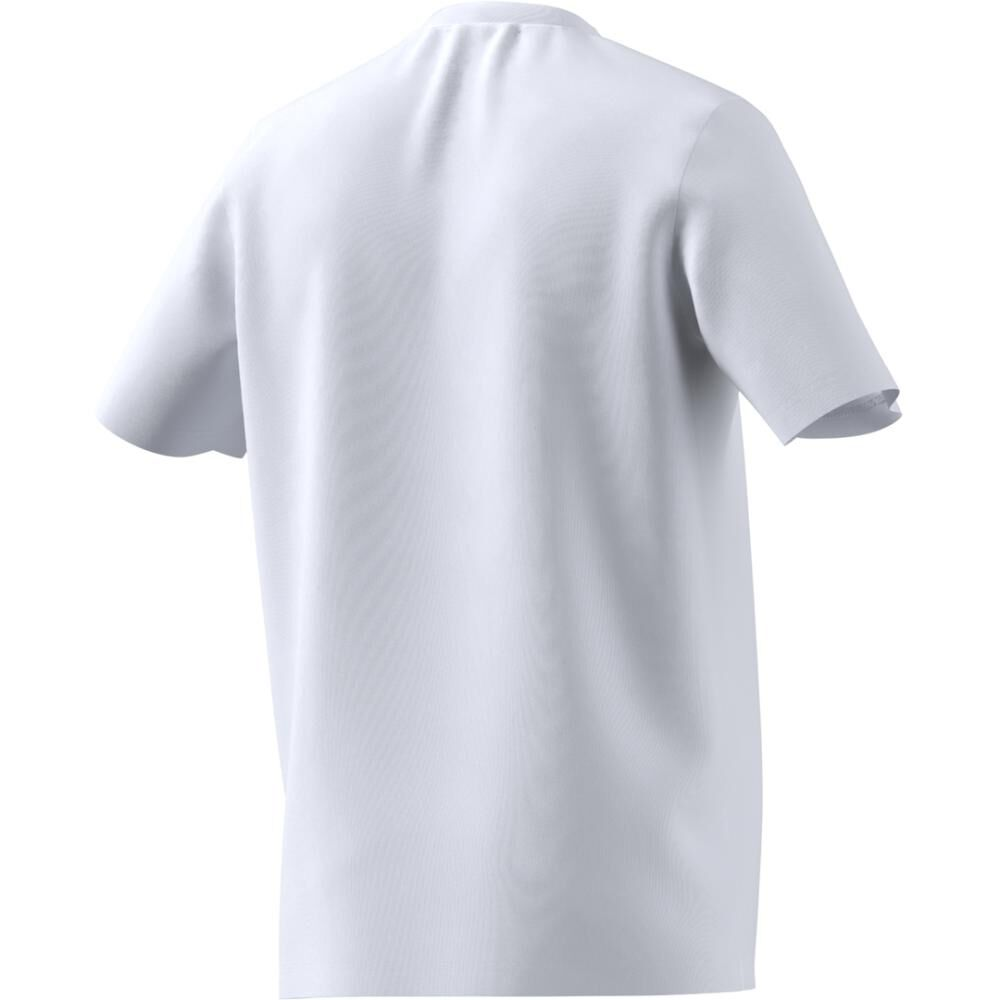 Polera Hombre Adidas M Hyperreal Dimension Tee image number 1.0