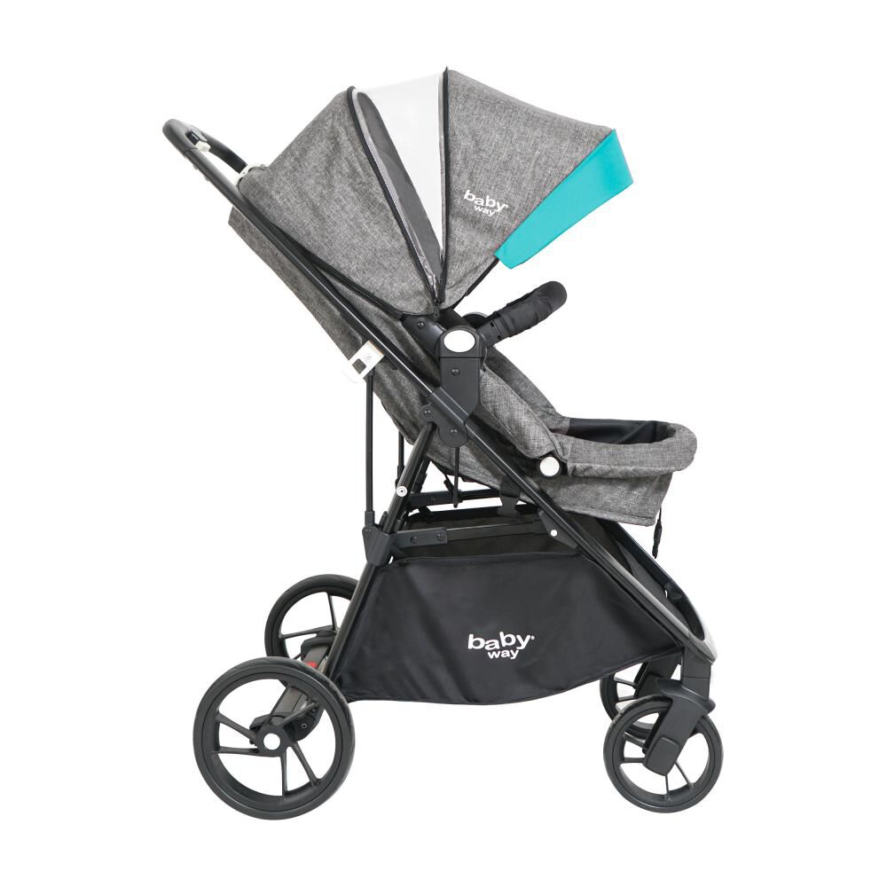 Coche Baby Way Bw-412t21-1 image number 9.0