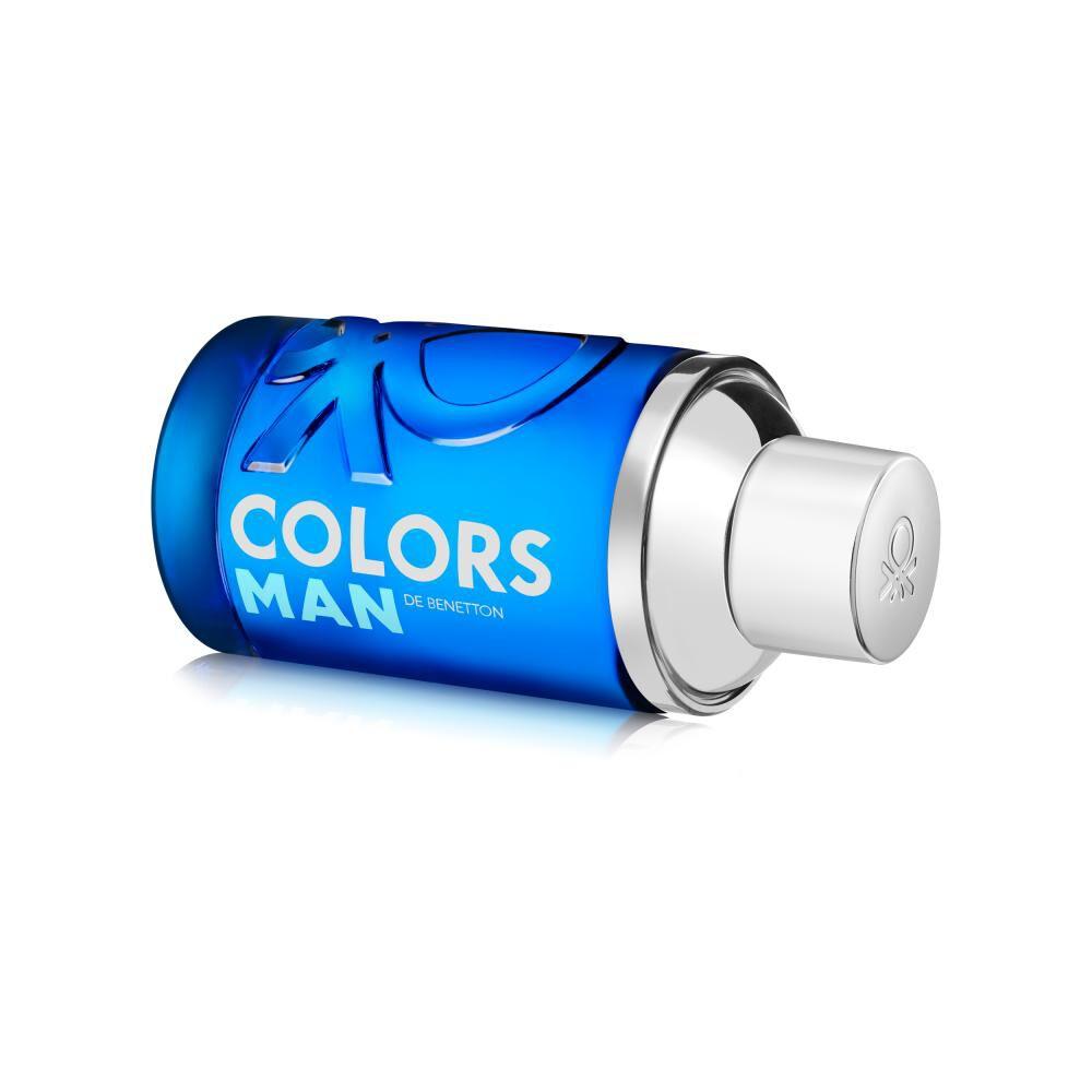 Colors Man Blue Edt 60Ml image number 2.0