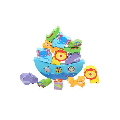 Juguete De Madera Baby Way Equilibrio Bw-Jm18