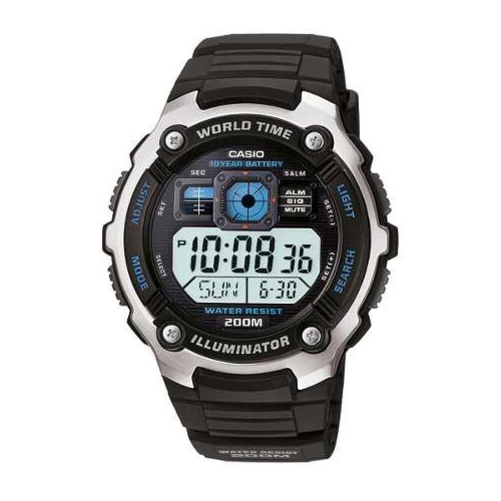 Reloj Deportivo Hombre Casio Ae-2000w-1avdf image number 0.0
