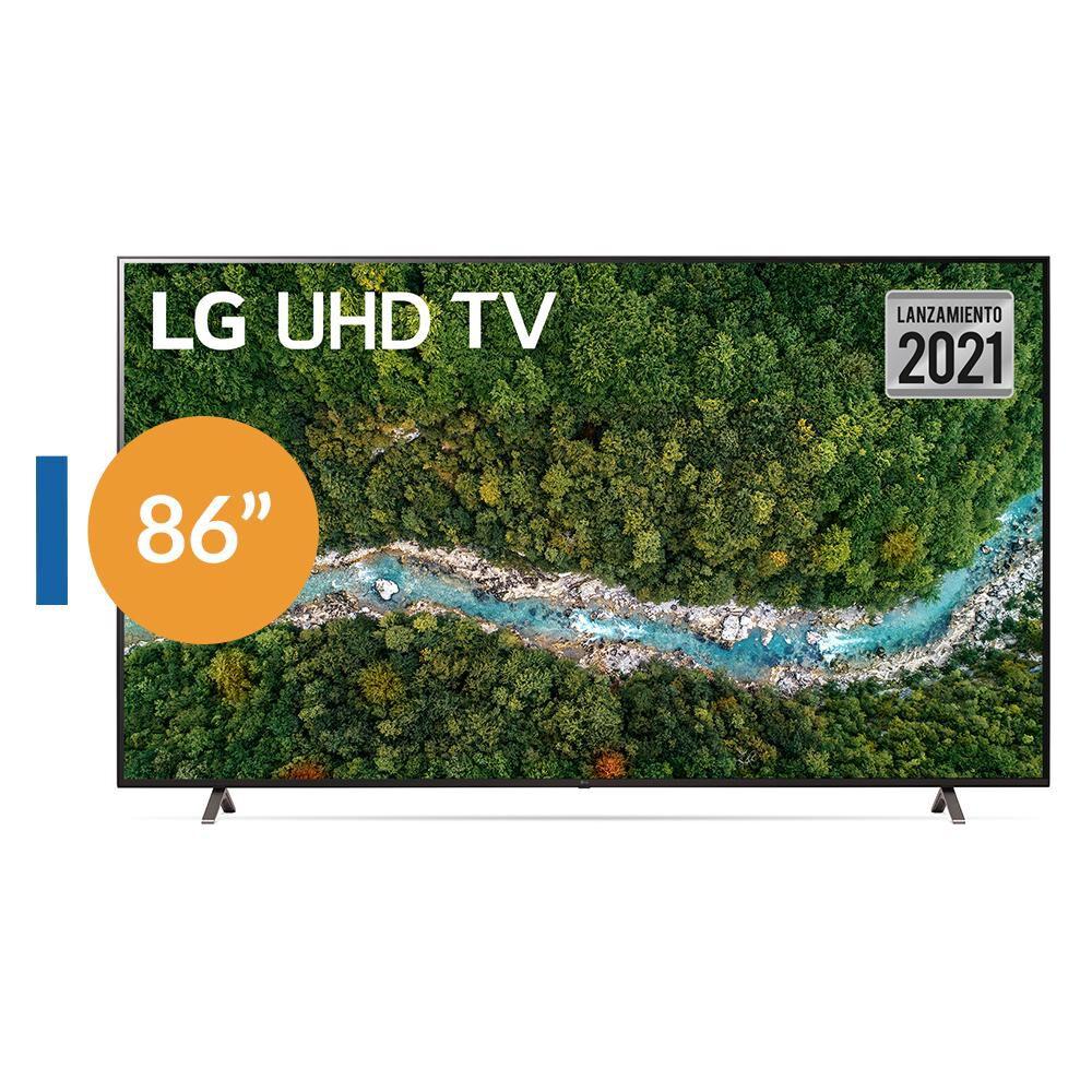 "Led Lg 86up8050psb / 86 "" / Ultra Hd / 4k / Smart Tv image number 0.0"