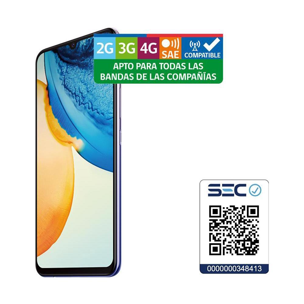 Smartphone Vivo V20 / 128 Gb / Liberado image number 5.0