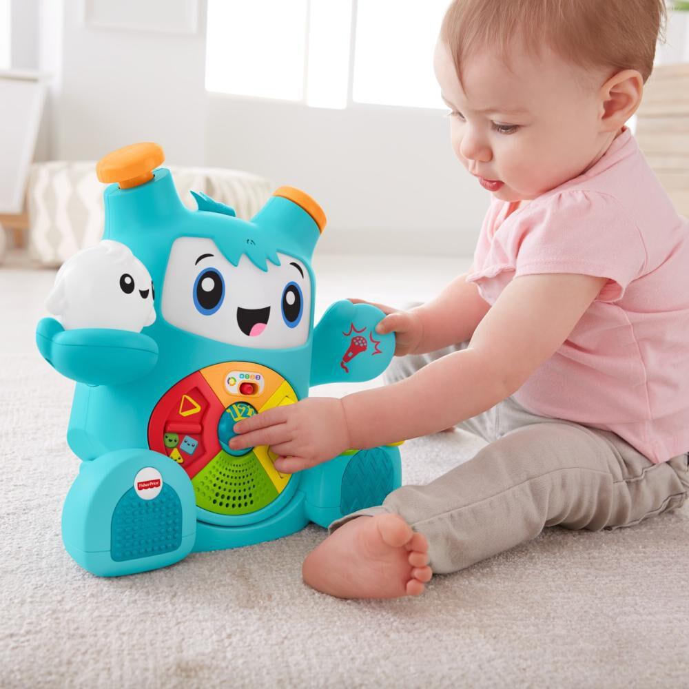 Fisher-price Infant Juguete Para Bebés Rocki, Juguete Para Bebé image number 2.0