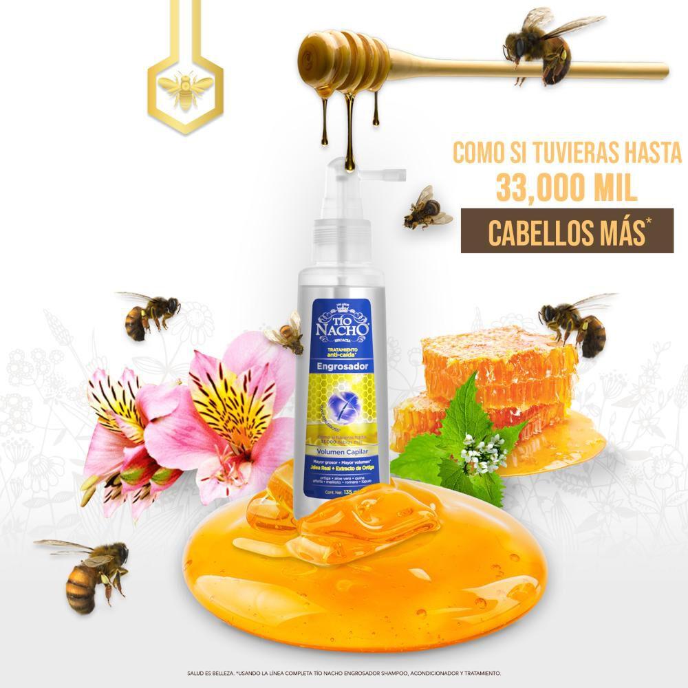 Spray Capilar Tío Nacho / 135 Ml image number 2.0