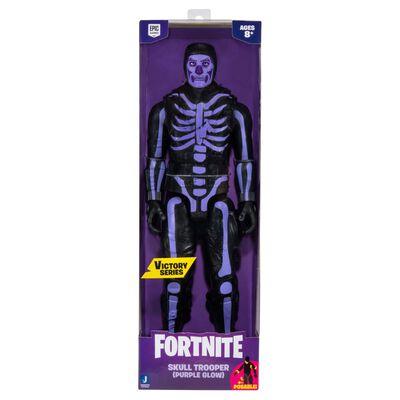 Figura Fortnite Victory Series Skull Trooper Purple