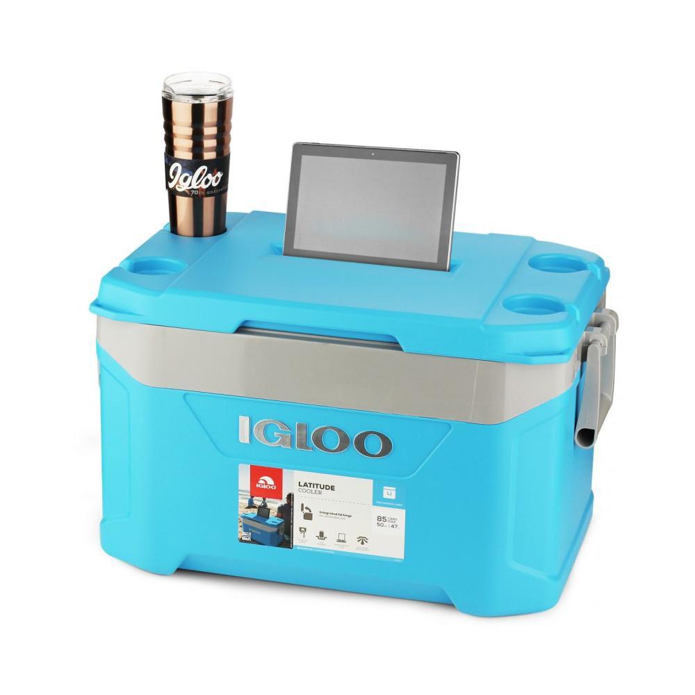 Cooler Igloo Latitud 47Lt image number 4.0