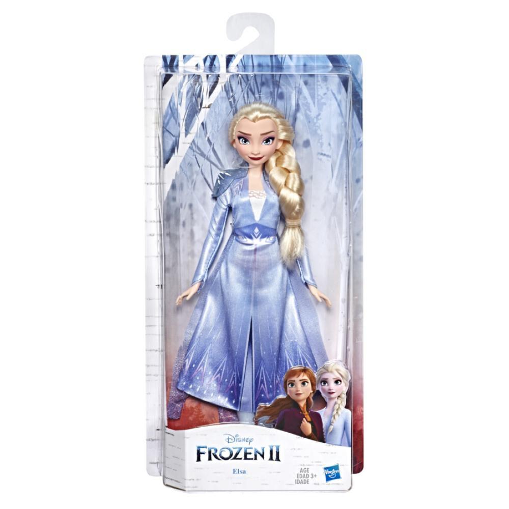Muñeca Frozen Elsa image number 2.0