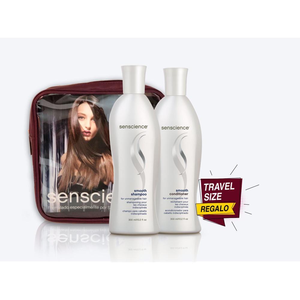 Set Capilar Shampoo + Acondicionador Senscience image number 0.0