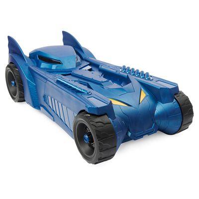 Figura De Acción Dc Batman Vehículo