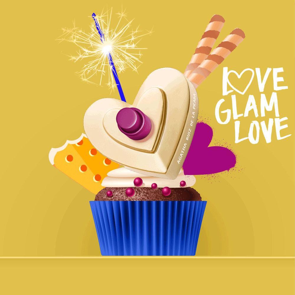 Perfume Love Glam Love Agatha Ruiz De La Prada /  / Eau De Toilette image number 3.0